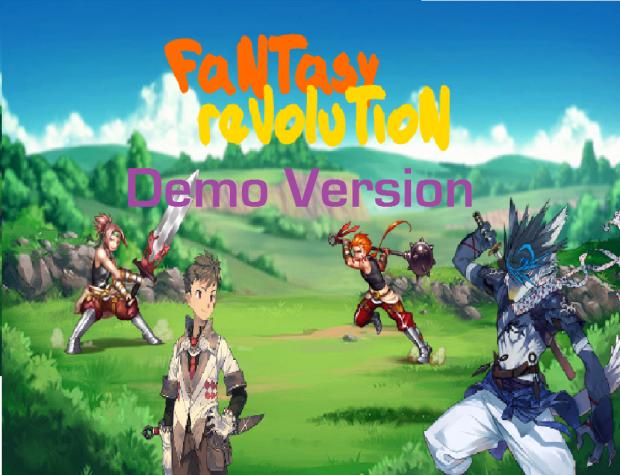 Fantasy Revolution -Demo Version- (ITA)