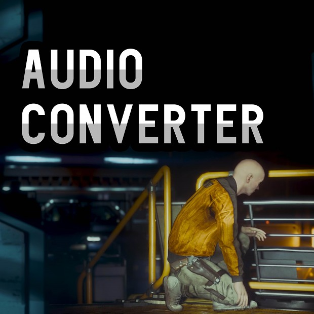 Alien Isolation Audio Converter