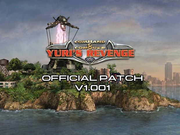 C&C: RA2 Yuri's Revenge v1.001 German Patch