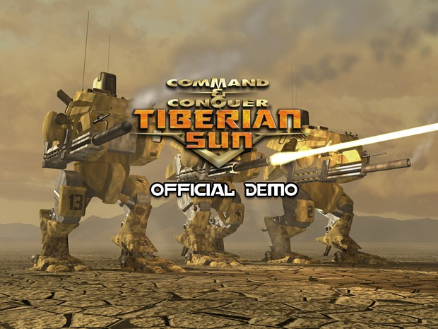 C&C: Tiberian Sun Official Demo