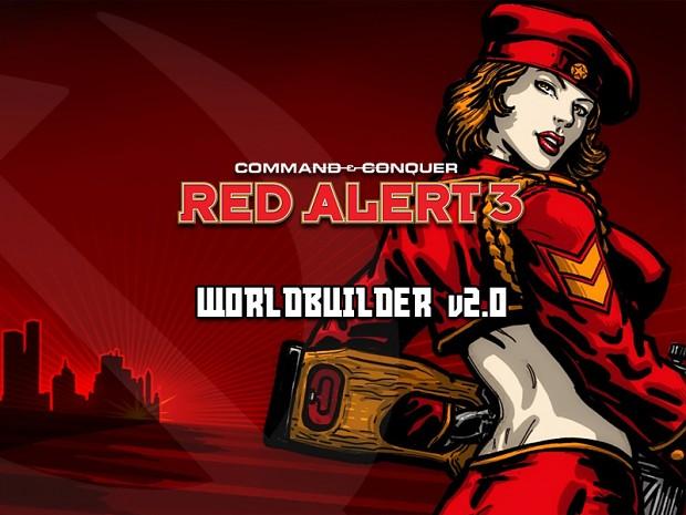 C&C: Red Alert 3 WorldBuilder v2.0