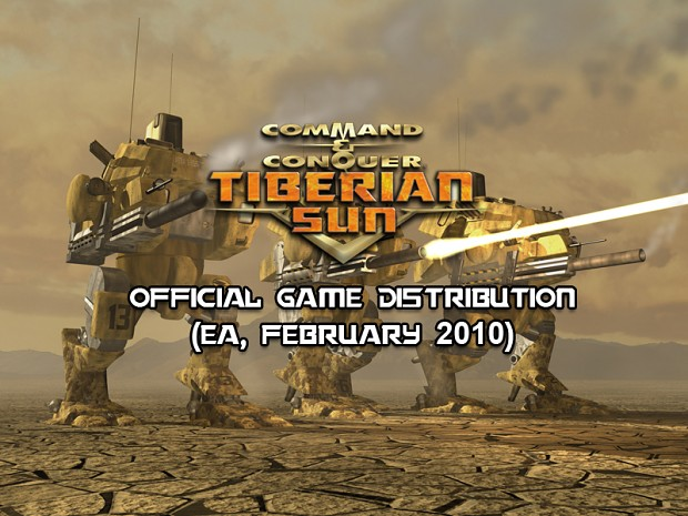 C&C Tiberian Sun (with Firestorm) - Free Full Game