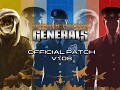 C&C: Generals v1.08 German (uncensored) Patch
