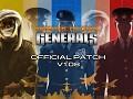 C&C: Generals v1.08 German (uncensored) Patch
