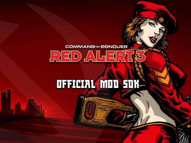 C&C: Red Alert 3 Mod SDK