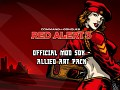 C&C: Red Alert 3 Allied Art Source Pack