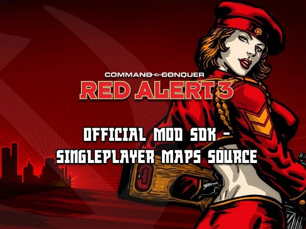 C&C: Red Alert 3 Singleplayer Maps Source