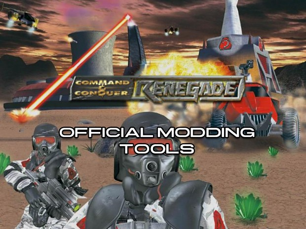 C&C: Renegade Official Modding Tools