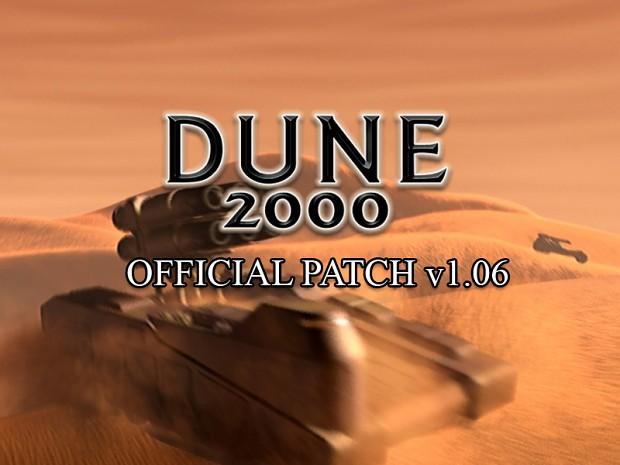 Dune 2000 v1.06 US English Patch file - Mod DB