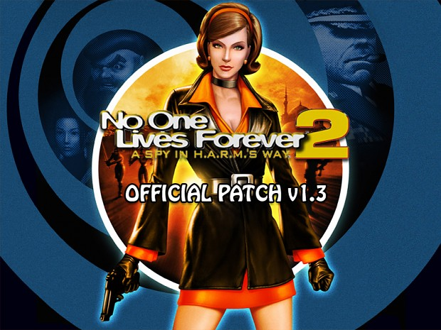 No One Lives Forever 2 v1.3 Spanish Patch