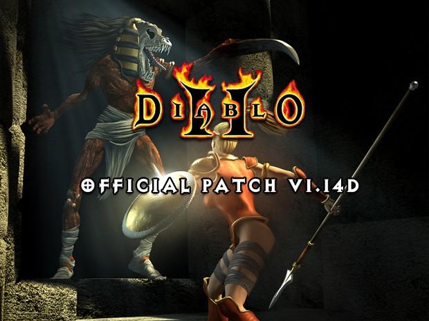 Diablo II v1.14d Patch