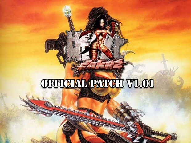 Heavy Metal F.A.K.K. 2 v1.01 Patch