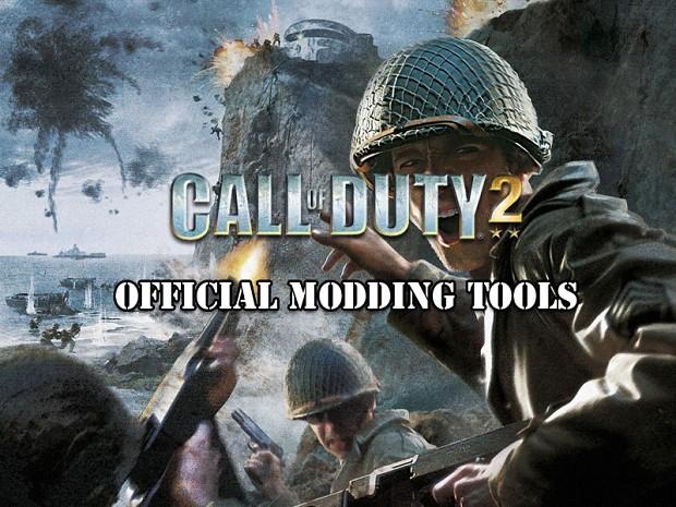 Call of Duty 2 Mod Tools
