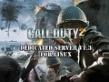 Call of Duty 2 v1.3 Dedicated Linux Server