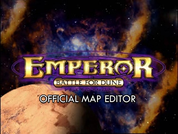 Emperor: Battle for Dune Map Editor