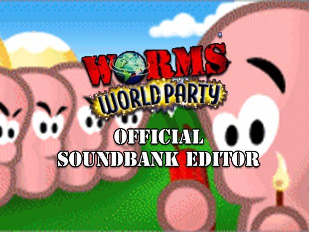 Worms: World Party Soundbank Editor