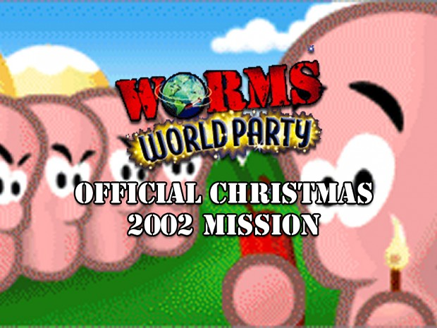 Worms: World Party Christmas 2002 Mission