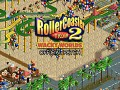 RollerCoaster Tycoon 2: Wacky Worlds Patch