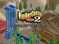 RollerCoaster Tycoon 2 Pink Water Add-On