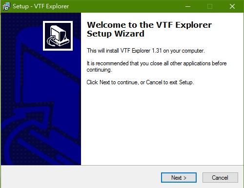 VTF Explorer v1.3