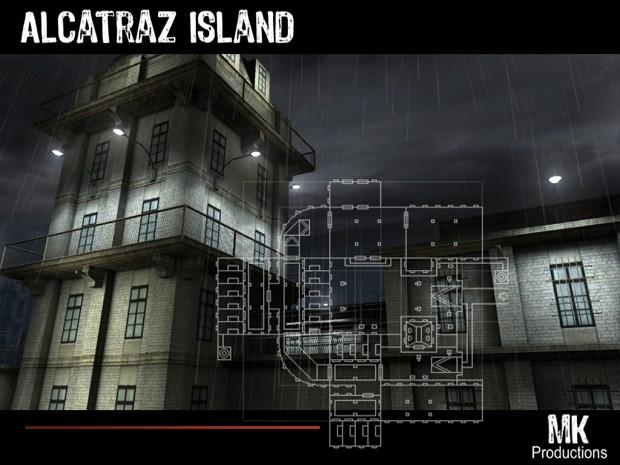 Max Payne 2 Alcatraz Map by eckoFake