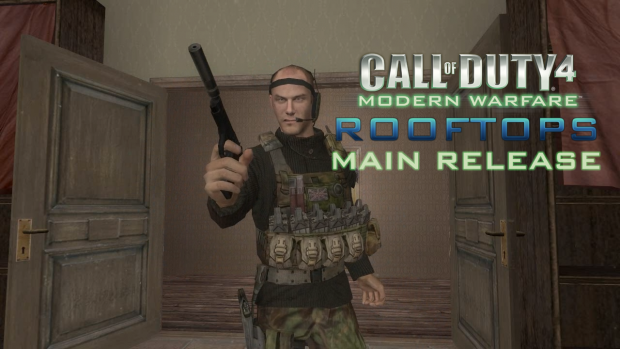 "Call of Duty 4: ""Rooftops"" Main Release"