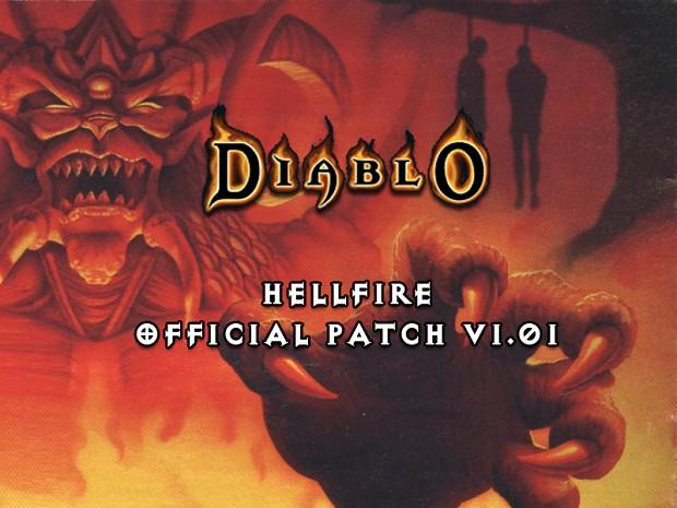 Diablo: Hellfire v1.01 Patch