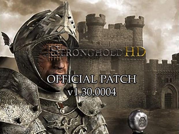 Stronghold HD v1.30.0004 Polish Patch