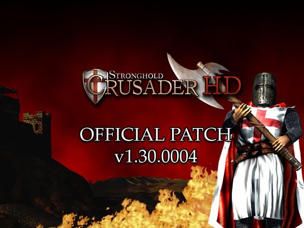 Stronghold Crusader HD v1.30.0004 Polish Patch