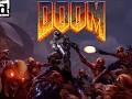 Doom 2016 Demake - Map 1