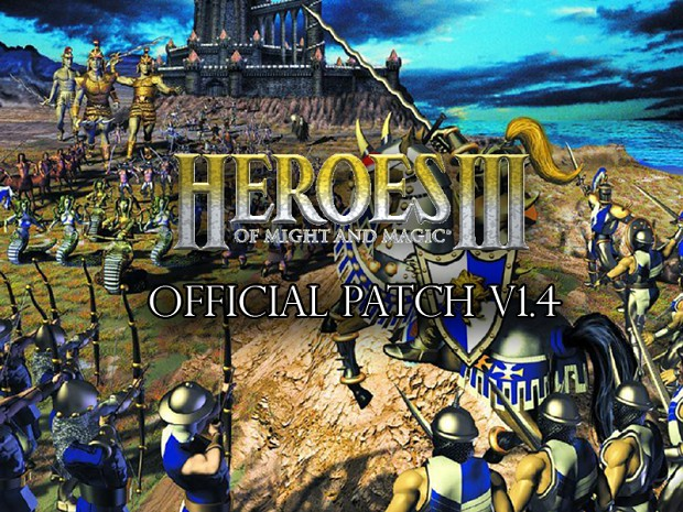 Heroes 3 10 14 Patch - Heroes of Might and Magic 3