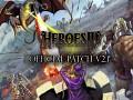 Heroes IV v1.0 to v2.1 Polish Patch