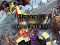 Heroes IV v1.3 to v2.2 Bulgarian Patch