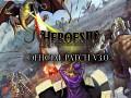 Heroes IV v1.1 to v3.0 Czech Patch