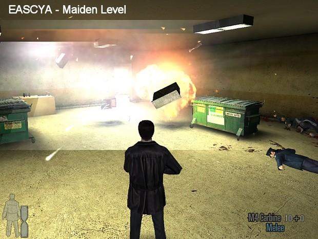 EASCYA - Maiden Level