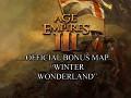 Age of Empires III Winter Wonderland Bonus Map