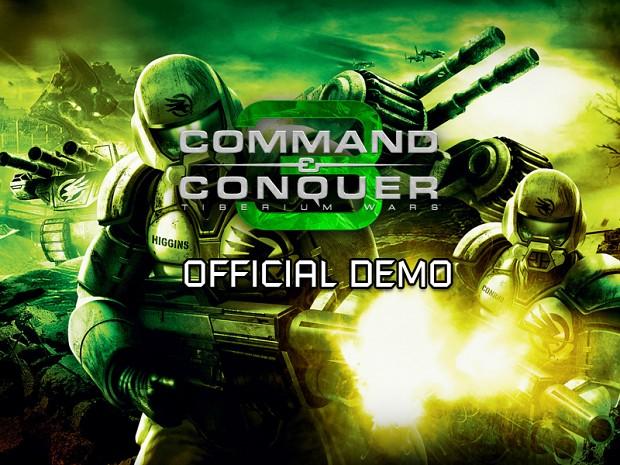 Command & Conquer 3: Tiberium Wars Demo