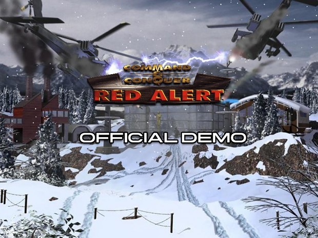 Command & Conquer: Red Alert Demo