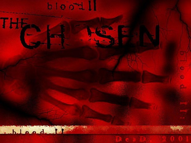 Blood 2: The Chosen (Caleb) VoicePack