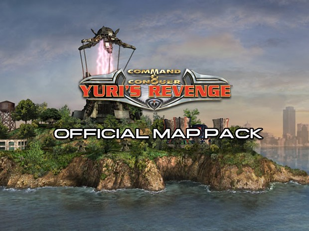 C&C: RA2 Yuri's Revenge Map Pack 5 (cumulative)