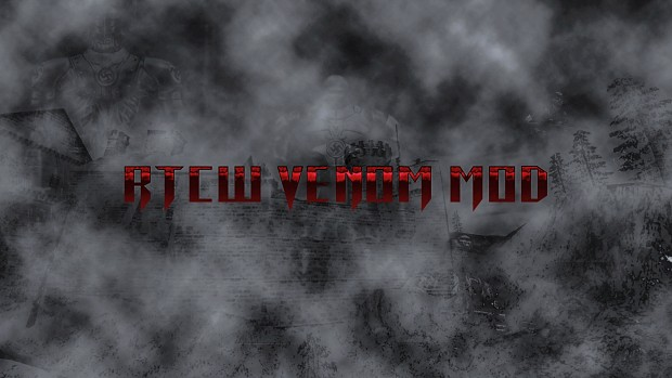 RTCW VENOM MOD v4.8.5