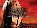 Rome: Total War - Barbarian Invasion v1.6 Patch
