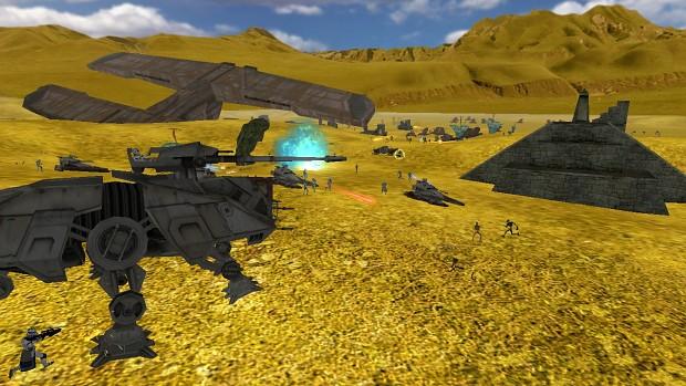 Dantooine, Landing Zone Patch #1