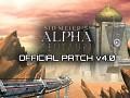 Alpha Centauri v4.0 German Patch