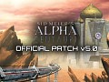 Alpha Centauri v5.0 Patch (2000/XP Compat. Update)