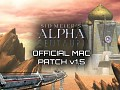 Alpha Centauri Mac v1.5 Patch