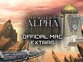 Alpha Centauri Mac Extras