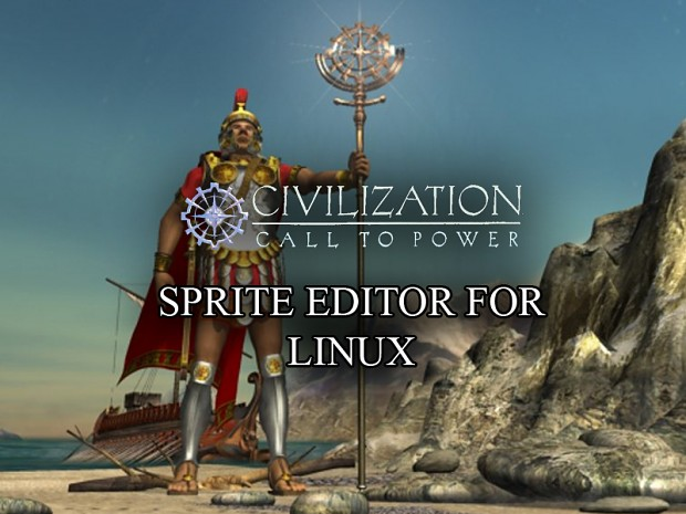 Call to Power Sprite Editor for Linux