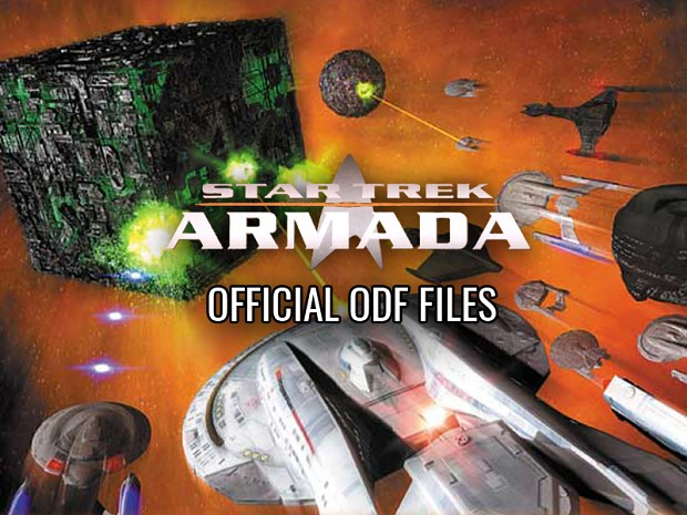 Star Trek: Armada ODF Files