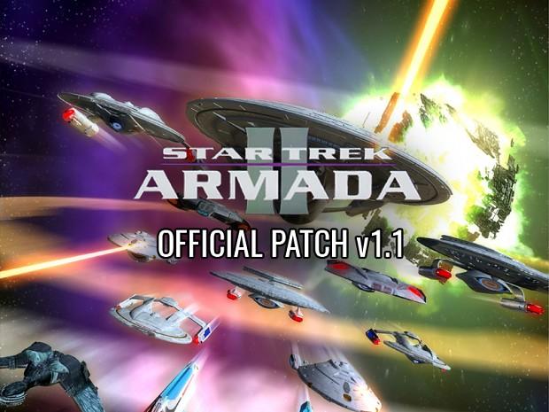 Star Trek: Armada II v1.1 Patch
